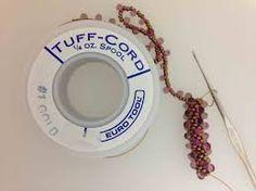 Image result for bead crochet