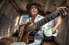 Bird Man by Neil Kremer Poster Photography, Hdr Photography, Best Guitar Players, Great Photographers, Music Theory, Portrait Inspiration, Portrait Ideas, Portraits, Persona