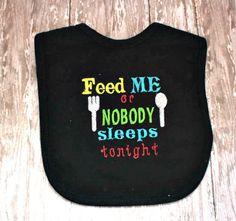 FIVE Funny Baby Bib Machine Embroidery Designs Embroidery Machine Designs – Baby Embroidery Designs – Funny Embroidery – Cute Embroidery Designs – Embroidery Files – Set of 5 Funny Embroidery, Baby Embroidery, Embroidery Fashion, Embroidery Files, Embroidery Thread, Funny Baby Bibs, Funny Babies, Baby Onesie, Baby Bibs Patterns