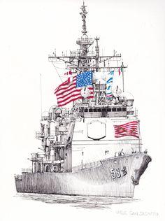 Disegni Navi Da Guerra Da Colorare.Le Migliori 13 Immagini Su Disegni Navi Militari Militari Nave