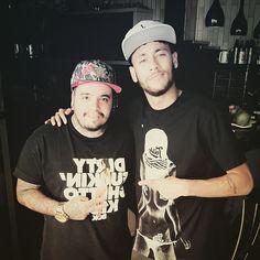 Neymars Neues Tattoo (23.12.2014) Photo posted by @filipetat2 via instagram