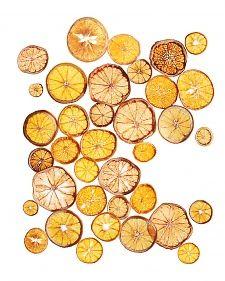 Citrus Crisps   Martha Stewart