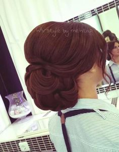 Dut Wedding Hairstyles With Crown, Hairdo Wedding, Hair Design For Wedding, Bridal Hair Inspiration, Hair Up Styles, Hair Romance, Quinceanera Hairstyles, Mom Hairstyles, Braids For Long Hair