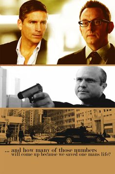 Person of Interest. I'm addicted.