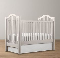 Antique Spindle Crib | Cribs | Restoration Hardware Baby & Child |$699| Convertible