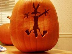 Love this pumpkin idea. The post Hahaha! & Halloween appeared first on Pumpkin carving ideas . Easy Pumpkin Carving, Pumpkin Art, Pumpkin Faces, Carving Pumpkins, Pumpkin Ideas, Pumpkin Carvings, Holidays Halloween, Halloween Crafts, Happy Halloween