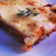 Vegetarische lasagne | Glutenvrij & Lactosevrij