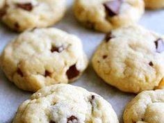 さっくさく!簡単チョコチップクッキーの画像