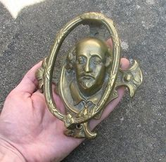 Image result for william shakespeare door knocker