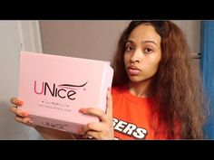 """UNICE HAIR KYSISS NATURAL WAVE UNBOXING 16'16'18 + 14"""" CLOSURE😍❗️ Unice Hair, Natural Waves, Virgin Hair, Closure, Nature, Naturaleza, Natural Hair, Off Grid, Natural"""