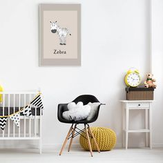 53 Likes, 3 Comments - Nursery Prints Zebra Baby Rooms, Baby Zebra, Baby Boy Rooms, Baby Room Wall Art, Nursery Room Decor, Nursery Wall Art, Wall Decor, Baby Prints, Nursery Prints