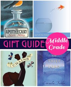 Everyday Reading - Fun Modern Motherhood with a Practical Spin: Gift Guide: Middle Grade Books