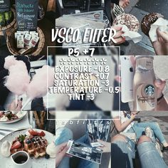 vsco cam filters  •• photography photo edit . urban theme using blue and gray cream color