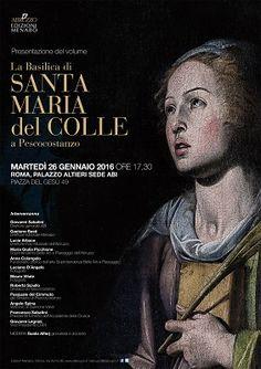 """""""La Basilica di Santa Maria del Colle a Pescocostanzo"""""""