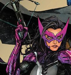 Helena Wayne Huntress: November 2013