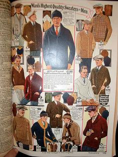 The Sears Catalogue- Fall and Winter 1933-1934