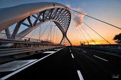 """500px / Photo """"The Bridge Garbatella - Ostiense - Rome -"""" by Daniele Forestiere"""