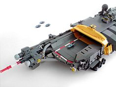 LEGO Homeworld Ships Are Works Of Art | Kotaku Australia