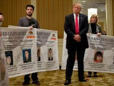 Americans whose loved ones are dead at the hands of illegal alien criminals had the opportunity to tell their stories