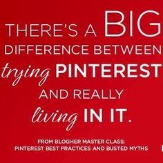 Que peut faire  Pinterest pour une marque ciblant les femmes très influentes en ligne ? via @E_mhotep
