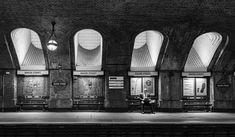 Baker Street London's Most Photogenic Tube Stations Underground Caves, London Underground, Tube Train, London Transport, Urban Architecture, London Calling, Baker Street, Photography Portfolio, Landscape Photographers