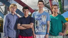 The Inbetweeners 2 review - throw these shrimps on the barbie (brilliant!)