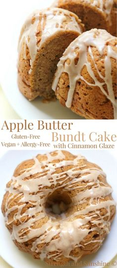Gluten-Free Apple Bu