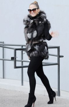 Jennifer Lopez, known for her divalicious style choices, is always seen in the hottest and most glamorous attire. J.Lo doesn't let her age stop her from looking and feeling her sexy best, especially when it comes to her fabulous fur collection. #jlo #jenniferlopez #furfashion