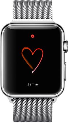 Apple Watch, set for release Q1 2015. Visually stunning and versatile- we'll wait and see for battery life and other usability, but I think it will look better on people than web commentators think.