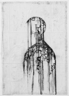 Jaume Plensa - Drawings.