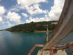 Muelle Azucarero. Aguadilla Puerto Rico
