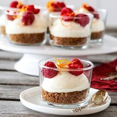 If you're searching for something sweet, you've met your match with Cooking Light magazine's 100 Healthy Dessert Ideas Learn more. Strawberry Shortcake Trifle, Shortcake Recipe, Strawberry Cheesecake, Dump Cake Recipes, Baking Recipes, Dessert Recipes, Spring Desserts, Holiday Desserts, Limoncello