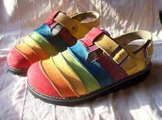 Sss páskem přes patu * pastelky Birkenstock Milano, Sandals, Shoes, Design, Fashion, Moda, Shoes Sandals, Zapatos, Shoes Outlet