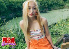 Red Velvet Yeri Red Flavor
