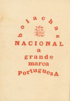 Bolachas Nacional