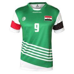 Iraq Football Jersey