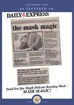 Spa Magik Delicate Boosting Mask - Mask Magic!