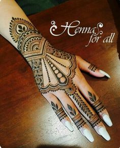 Amazing Advice For Getting Rid Of Cellulite and Henna Tattoo Designs – Henna Tattoos Mehendi Mehndi Design Ideas and Tips Henna Hand Designs, Mehndi Designs Finger, Modern Mehndi Designs, Mehndi Design Photos, Wedding Mehndi Designs, Mehndi Designs For Fingers, Beautiful Mehndi Design, Henna Tattoo Designs, Animal Henna Designs