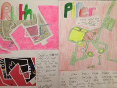 Year 8 artist research homework