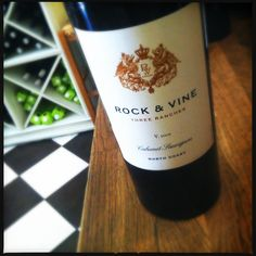 Rock & Vine Cabernet Sauvignon, North Coast 2009 | Rich blackberry fruit intermixed with coffee and cocoa aromas. Lengthy finish!