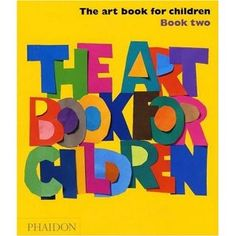 A wonderful, wonderful book to introduce art to children!
