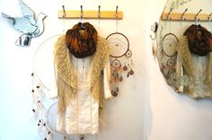 Our Friday nights outfit! N E W look available at Le Toko #conceptstore #bali #crochet #kaftan #ikatscarf #dreamcatcher