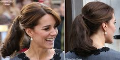 Duchess Catherine at Chance UK's Early Intervention Programme, 10/27/15 | BOTH: Stephen Lock/i-Images
