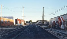 Amarillo Side Street 8x13 Rod Penner