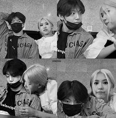 Kpop Couples, Cute Couples, Girls Best Friend, Best Friends, J Hope Dance, Nct Group, Bts Girl, Blackpink And Bts, Imagines