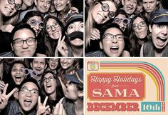 Happy Holidays from the @SamaImpact team!  by kamrinklauschie