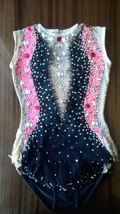 Made To Measure Rhythmic Gymnastic Leotard Combine Your Colors