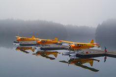 Float Planes, Kodiak Alaska