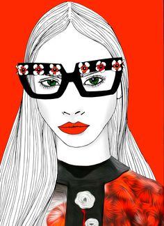 bee4a972316b 15 Best Bridal eyewear images
