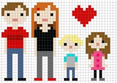 Surprise #1 – Cross Stitch Family | FlavorPink